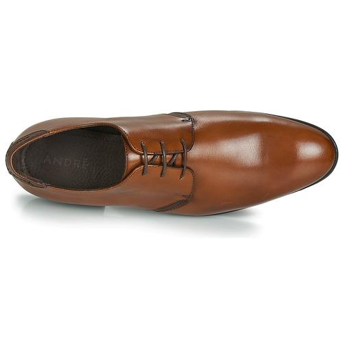 André Diplomate Braun - Kostenloser Versand Schuhe Derby-schuhe Herren 59