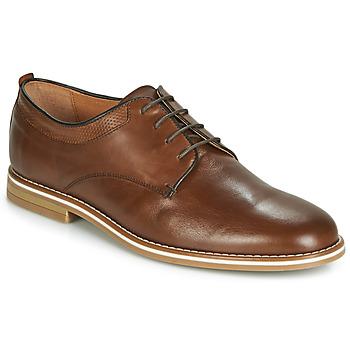 Schuhe Herren Derby-Schuhe André JULIEN Braun