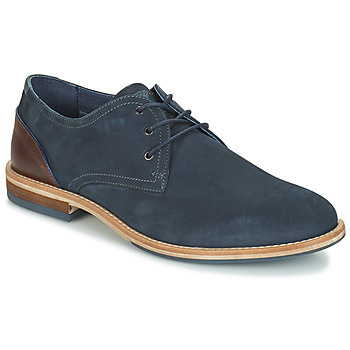 Schuhe Herren Derby-Schuhe André LIBERO Blau