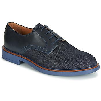 Schuhe Herren Derby-Schuhe André RAMEL Blau
