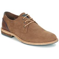 Schuhe Herren Derby-Schuhe André LIBERO Braun