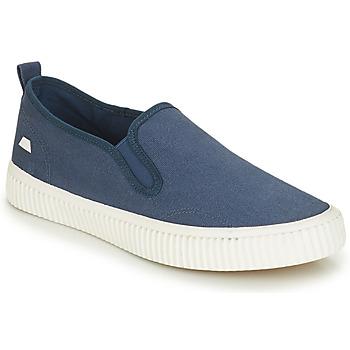 Schuhe Herren Slip on André TWINY Blau