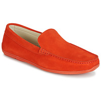 Schuhe Herren Slipper André BIGOLO Orange