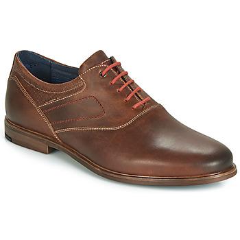 Schuhe Herren Richelieu André HIMALAYA Braun