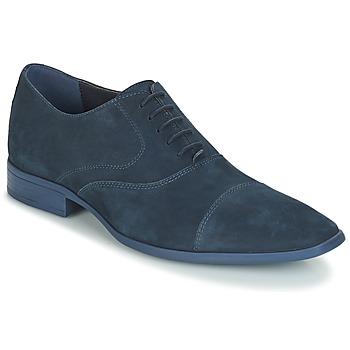 Schuhe Herren Richelieu André LAMPEDUSA Blau