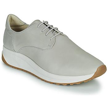 Schuhe Herren Sneaker Low André VELVETINE Grau