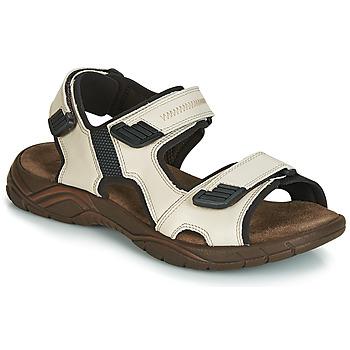 Schuhe Herren Sandalen / Sandaletten André MIAMI Beige