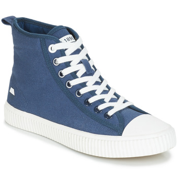 Schuhe Herren Sneaker High André SUBWAY Blau