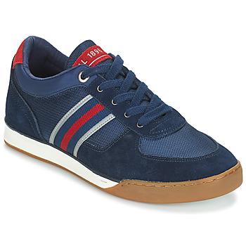 Schuhe Herren Sneaker Low André SPEEDY Blau