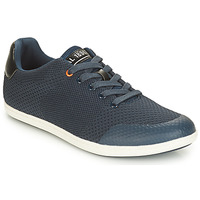 Schuhe Herren Sneaker Low André DUK Blau