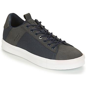 Schuhe Herren Sneaker Low André BRIT Blau