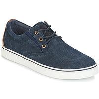 Schuhe Herren Sneaker Low André ONDE Blau
