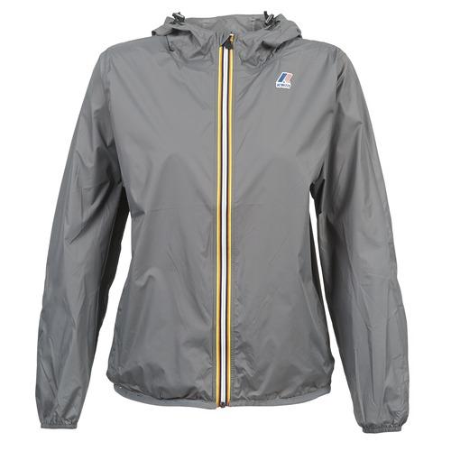 Kleidung Windjacken K-Way LE VRAI CLAUDE 3.0 Grau
