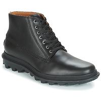 Schuhe Herren Boots Sorel ACE CHUKKA WATERPROOF Schwarz