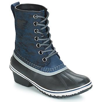 Schuhe Damen Schneestiefel Sorel SLIMPACK™ 1964 Blau / Schwarz