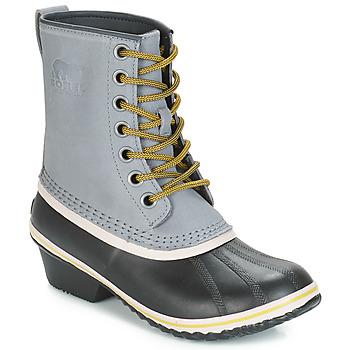 Schuhe Damen Schneestiefel Sorel SLIMPACK™ 1964 Grau / Schwarz