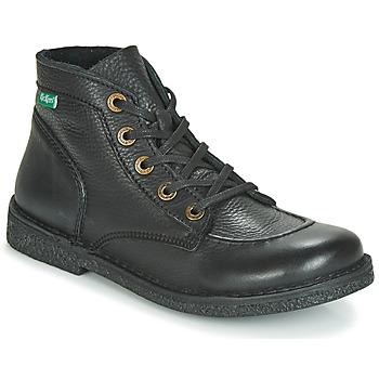Schuhe Damen Boots Kickers LEGENDIKNEW Schwarz