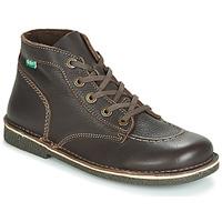 Schuhe Damen Boots Kickers LEGENDIKNEW Braun
