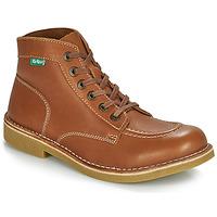 Schuhe Herren Boots Kickers KICKSTONER Camel