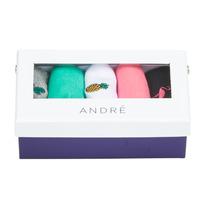 Accessoires Damen Socken & Strümpfe André CACTUS Multicolor