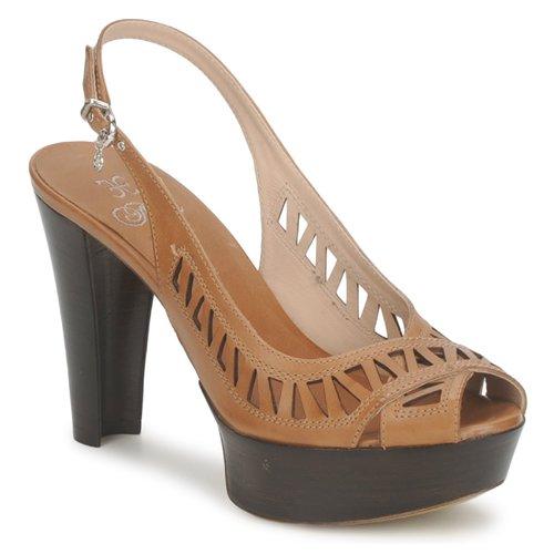 Fabi CALECHE Braun  Schuhe Sandalen / Sandaletten Damen 247,20