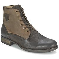 Schuhe Herren Boots Redskins FOSTO Braun