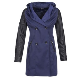 Kleidung Damen Trenchcoats Betty London CAMILLE Marine