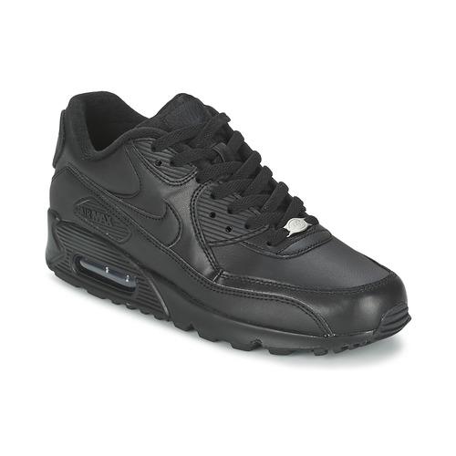 Nike AIR MAX 90 Schwarz Schuhe Sneaker Low Herren 135,84 €