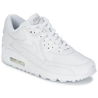 Schuhe Herren Sneaker Low Nike AIR MAX 90 Weiss