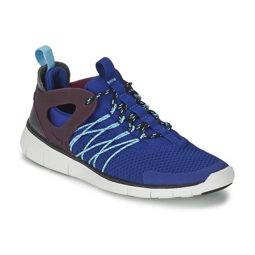 Nike FREE VIRTUS Blau  Schuhe Sneaker Low Damen 95,20