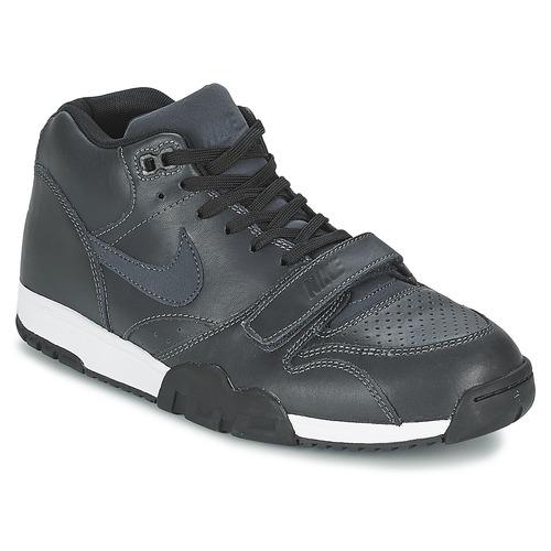 Nike AIR TRAINER 1 MID Schwarz  Schuhe Sneaker Low Herren 95,20