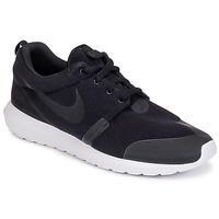 Schuhe Herren Sneaker Low Nike ROSHE RUN Schwarz