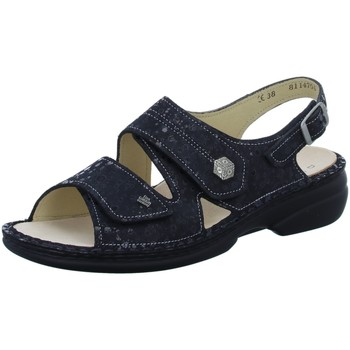 Schuhe Damen Sandalen / Sandaletten Finn Comfort Sandaletten Milos 02560559099 schwarz