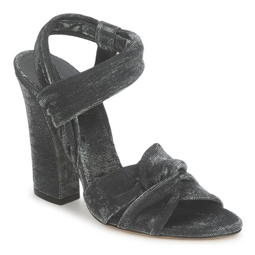 Schuhe Damen Sandalen / Sandaletten Casadei 1166N122 schwarz