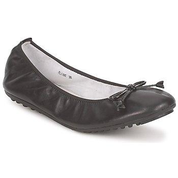 Schuhe Damen Ballerinas Mac Douglas ELIANE Schwarz