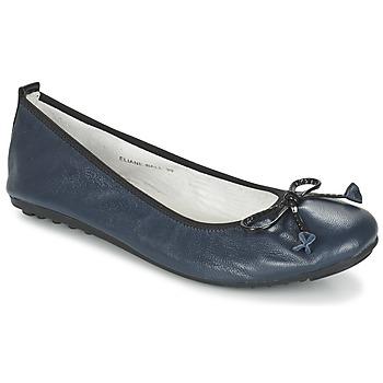 Schuhe Damen Ballerinas Mac Douglas ELIANE Marine