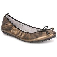 Schuhe Damen Ballerinas Mac Douglas ELIANE Bronze / Schwarz