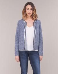 Kleidung Damen Jacken / Blazers Marc O'Polo CARACOLITE Blau