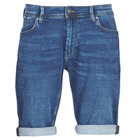 Kleidung Herren Shorts / Bermudas Teddy Smith SCOTTY Blau