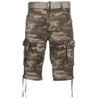 Kleidung Herren Shorts / Bermudas Schott TR RANGER Grün