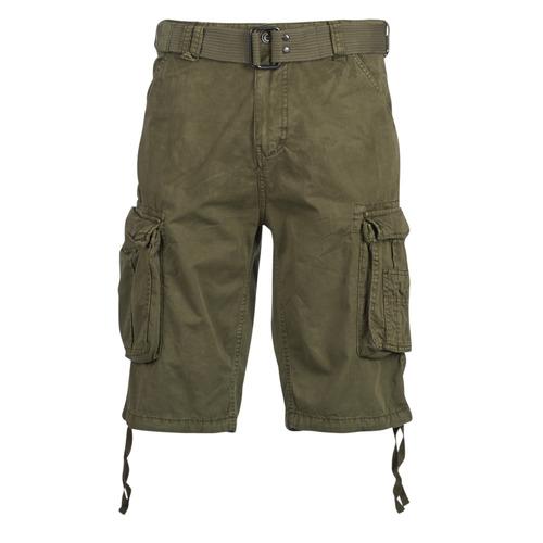 Kleidung Herren Shorts / Bermudas Schott TR RANGER Kaki
