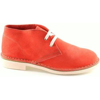 Schuhe Boots Manifatture Italiane MANIFATTURE ITALIAN 2361 Hummer Schuhe Unisex Wanderschuhe Deser Arancione