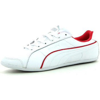 Schuhe Kinder Sneaker Low Puma Myndy Jr Grau