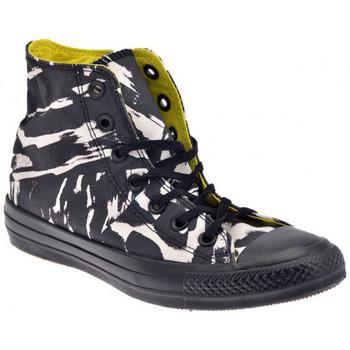 Schuhe Damen Sneaker High Converse Weinlese-Grafik sportstiefel