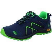 Schuhe Mädchen Sneaker Low Brütting Guide 421088 blau