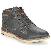 Schuhe Herren Boots Mustang YELOU Grau