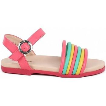 Schuhe Mädchen Sandalen / Sandaletten Chika 10 23136-24 Multicolor