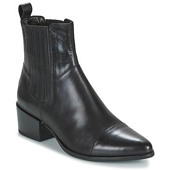 Schuhe Damen Boots Vagabond MARJA Schwarz