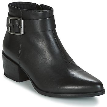 Schuhe Damen Low Boots Vagabond MARJA Schwarz