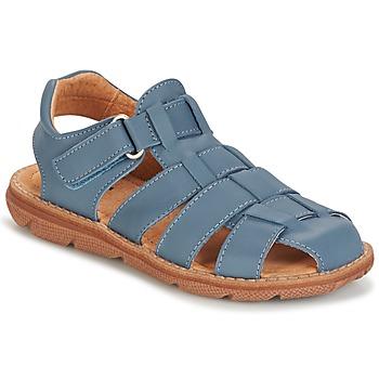Sandalen / Sandaletten Citrouille et Compagnie GLENO blau 350x350